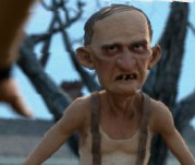 monster house giocattolo anni 2000