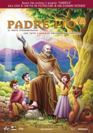 Cartone animato su Padre Pio
