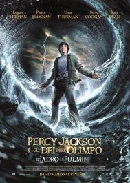パーシー・ジャクソンとオリンポスの神々-雷泥棒ポスター