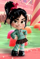 Vanellope - Ralph spaccatutto
