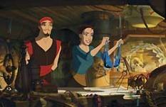 Sinbad og Marina