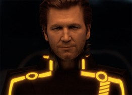 CLU Jeff Bridges - TRON: Legacy