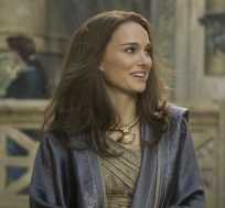 Jane Foster (Natalie Portman) - Thor: The Dark World
