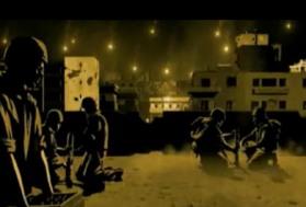 Valsa com Bashir - As tropas cercam a vila