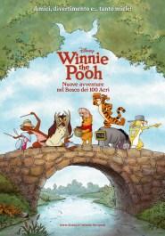 Winnie The Pooh - Novas aventuras na floresta de 100 acres