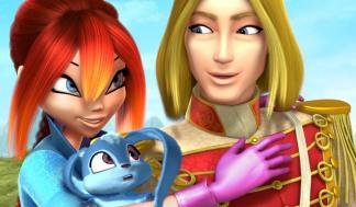 Winx 3D - Taikuuseikkailu