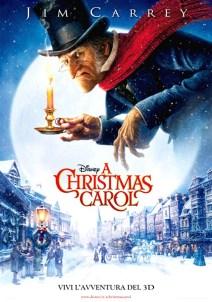 L'affiche de A Christmas Carol
