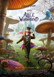 Locandina del film Alice in Wonderland