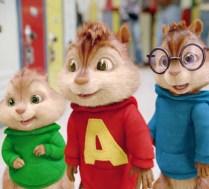 I Chipmunks Alvin,
