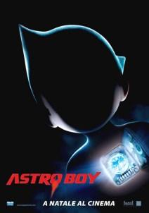 La locandina del film Astroboy