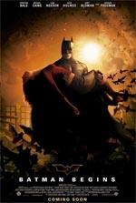 배트맨 시작 포스터