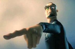 Il dottor Calico, l'uomo dall'occhio verde
