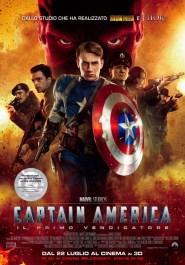 캡틴 아메리카 최초의 복수 자 포스터