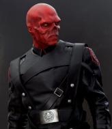 붉은 해골