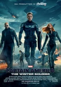 Captan America海报-冬季士兵