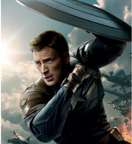 캡틴 아메리카-겨울 군인