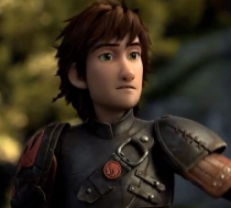 Hiccup - dragon trainer 2
