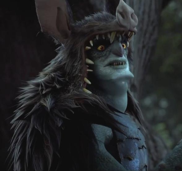 Mandrake - Epic - Il mondo segreto
