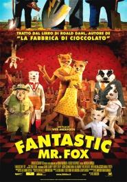 Fantastic Mr Fox - l'affiche du film