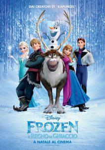 冷凍ポスター-氷の王国