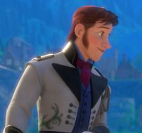 Príncipe Hans - Frozen