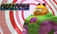 Garzooka - Garfield 3d super cat