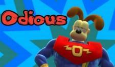 Odious - Garfield 3d super cat