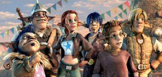 Gaya - Galger, Bramph, Alanta, Zeck, Boo and Zino