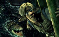 Gaya - Zino and the crocodile