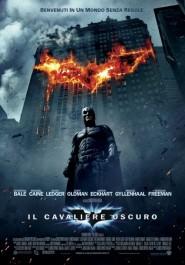 Batman-affisch Den mörka riddaren