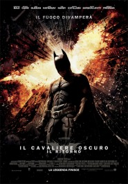 Batman poster The dark knight keert terug