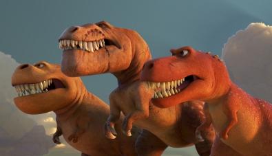Tyranozaury - Butch. Ramsey i Nash