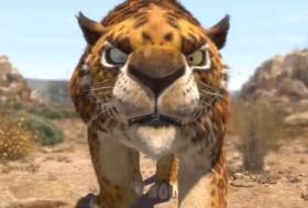 Il leopardo Phango