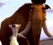 Manny the mammoth and Sid the sloth