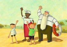 Froskenes profetier - Ferdinand og familie