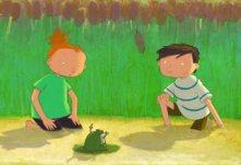 Froskens profeti - Tom og Lilì