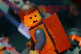 Emmet - The Lego Movie