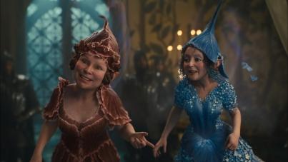 童话枣和弗洛里纳