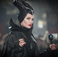 Maleficent häxa