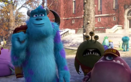 Sully - Monsters University