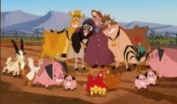 La fattoria degli animali u cartone animato l isola di montecristo