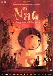 Plakaten for filmen Nat og Eleonoras hemmelighet