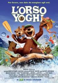 Plakat filmu Niedźwiedź jogin