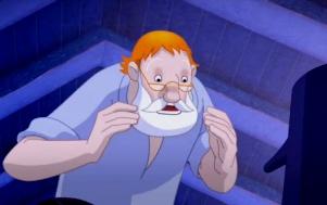 Geppetto - Pinocchio door Enzo D'Alò