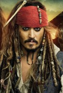 Jack Sparrow (Johnny Deep) - Pirates of the Caribbean - Beyond the Borders of the Sea