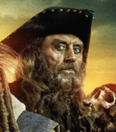 Blackbeard - Pirates of the Caribbean - Beyond the Borders of the Sea