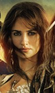 Angelica (Penelope Cruz) - Pirates of the Caribbean - Beyond the Borders of the Sea