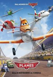 Cartel italiano de aviones