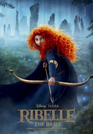 Ribelle poster - The Brave