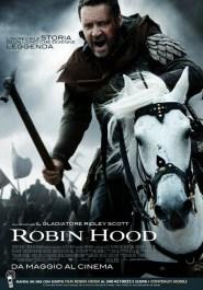 영화 로빈 후드의 포스터